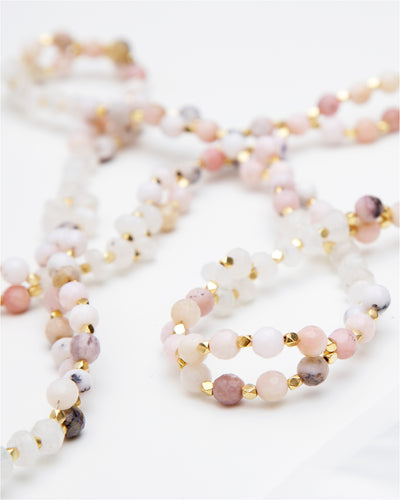 EKA MAI Tantric Mala Necklace