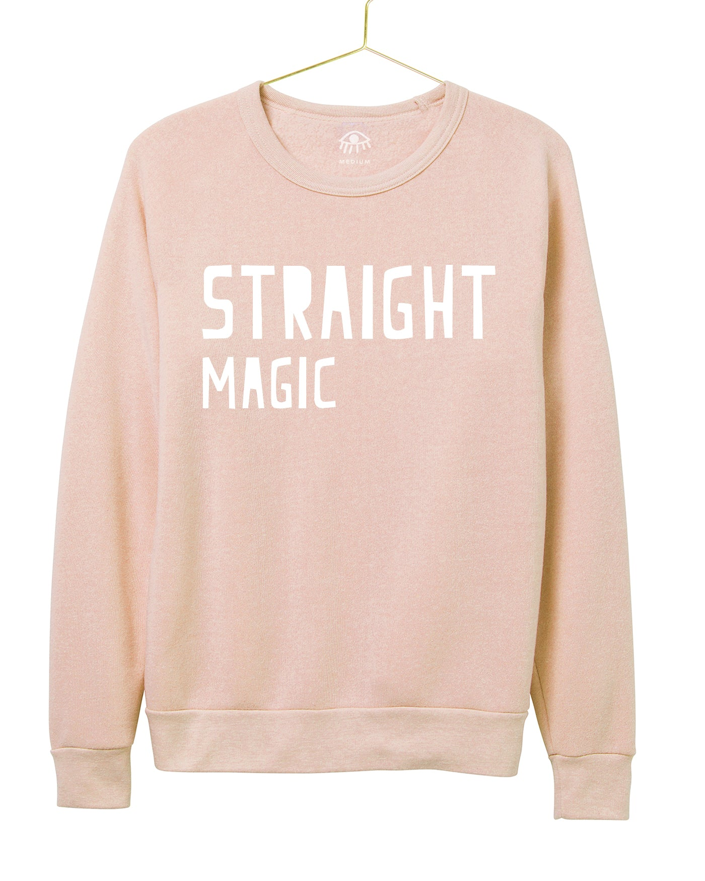 Straight Magic Women's Crewneck