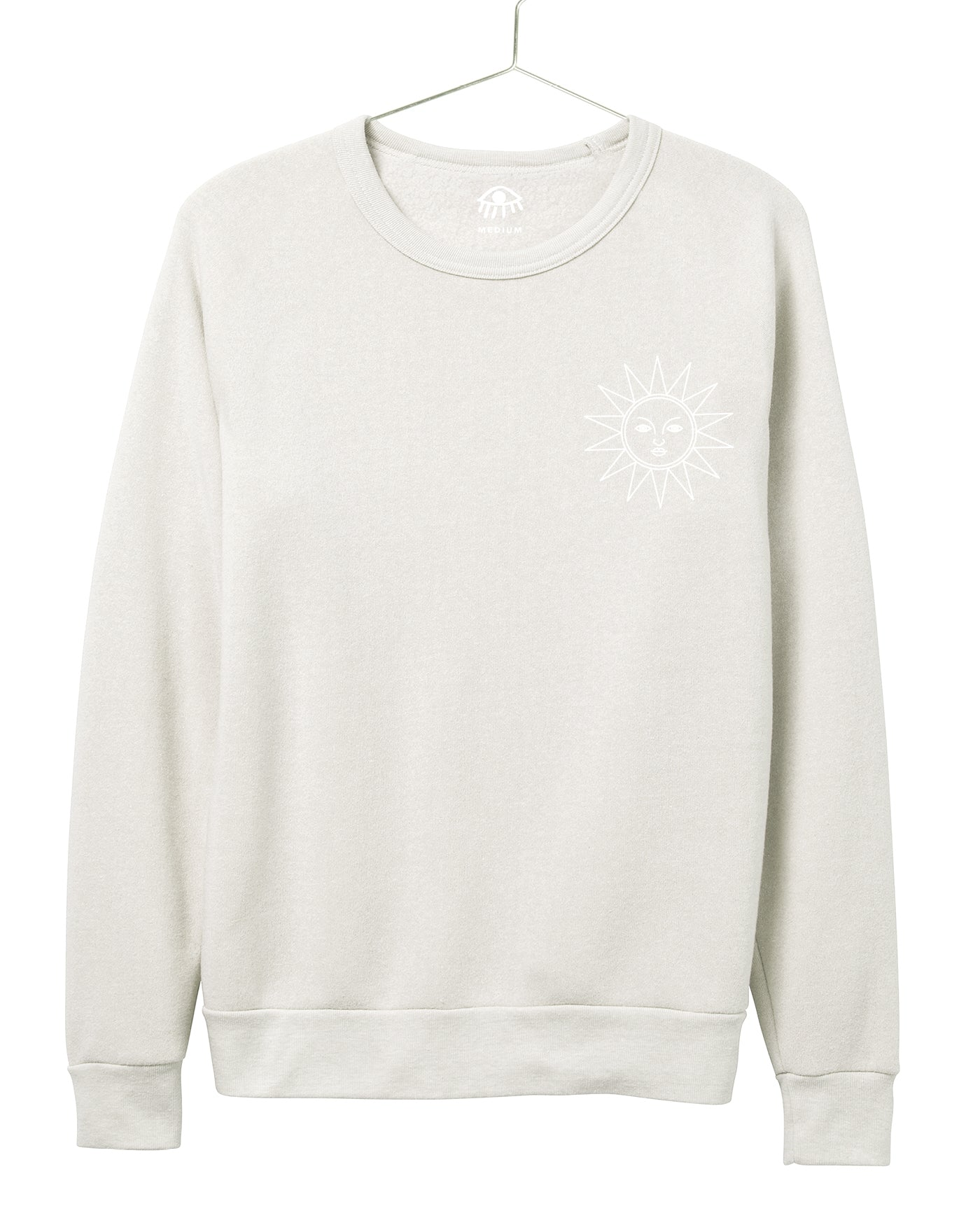 The Sun Women's Crewneck