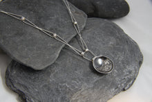 Load image into Gallery viewer, Stormy Seas Statement Chain Pendant