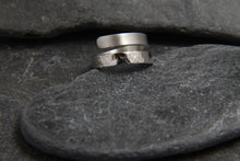 Load image into Gallery viewer, Reflections on The Sea Adjustable Wrap Ring