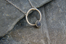 Load image into Gallery viewer, Blue Sapphire Necklace