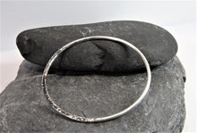 Load image into Gallery viewer, Custom order for Jill - Reflections on the Sea Bangle x 2