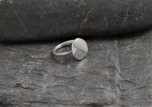 Load image into Gallery viewer, Reflections on the Sea Pebble Ring - Lucy Symons Jewellery