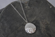 Load image into Gallery viewer, Reflections on the Sea Pebble Pendant