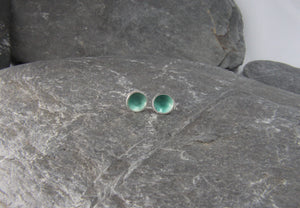 Rock Pool Stud Earrings