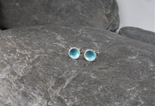Load image into Gallery viewer, Rock Pool Stud Earrings