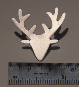 Christmas Reindeer Lapel Pin - Lucy Symons Jewellery