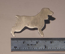 Load image into Gallery viewer, Spaniel Lapel Pin - Lucy Symons Jewellery