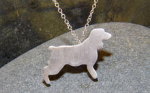 Load image into Gallery viewer, Spaniel Pendant - Lucy Symons Jewellery