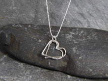 Load image into Gallery viewer, Entwined Heart Pendant - Lucy Symons Jewellery