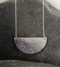 Load image into Gallery viewer, Reflections on the Sea Statement Necklace - Lucy Symons Jewellery
