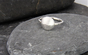 Reflections on the Sea Ring - Lucy Symons Jewellery