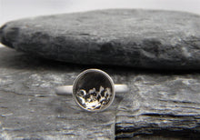 Load image into Gallery viewer, Stormy Seas Ring - Lucy Symons Jewellery