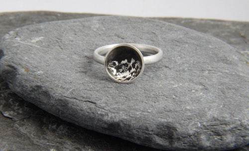 Stormy Seas Ring - Lucy Symons Jewellery