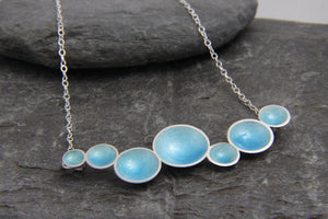 Rock Pool Necklace - Lucy Symons Jewellery