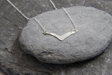 Load image into Gallery viewer, Soaring High Seagull Necklace - Lucy Symons Jewellery