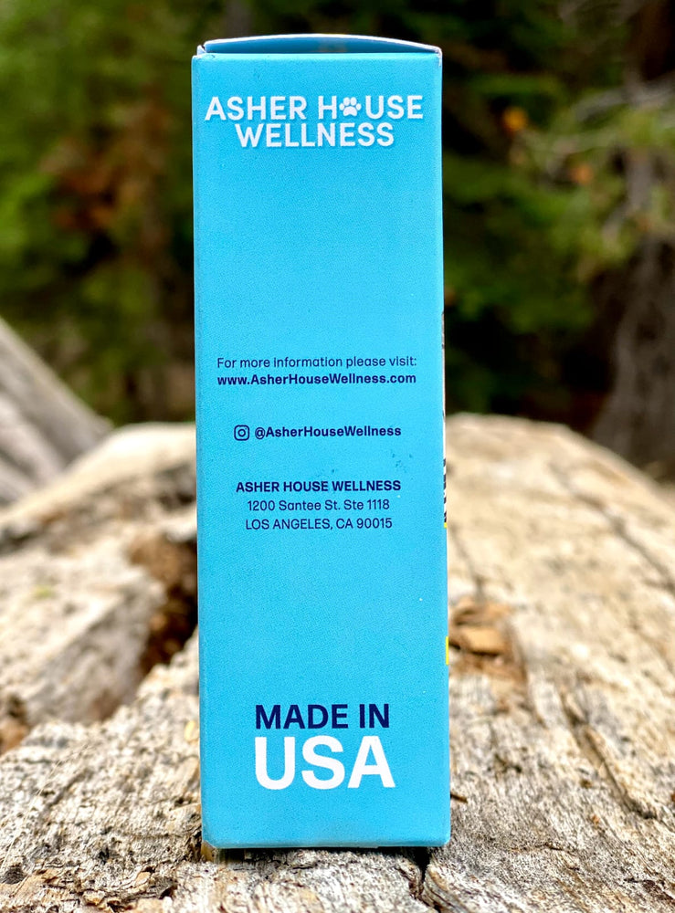 1oz Asher House Wellness CBD-750mg MONTHLY SUBSCRIPTION