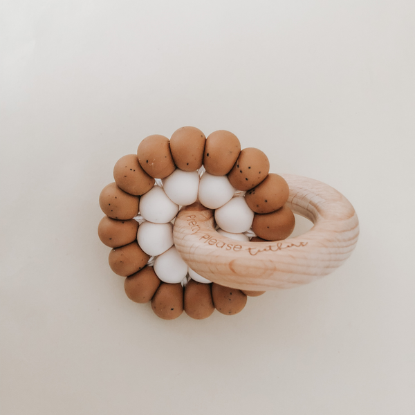 Reed Teething Ring