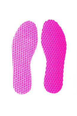 Bumpers Insoles - ורוד
