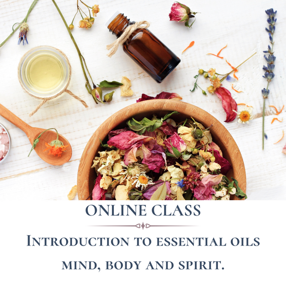 AROMATHERAPY, MIND, BODY AND SPIRIT WORKSHOP