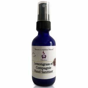 Lemongrass Hand Sanitizer