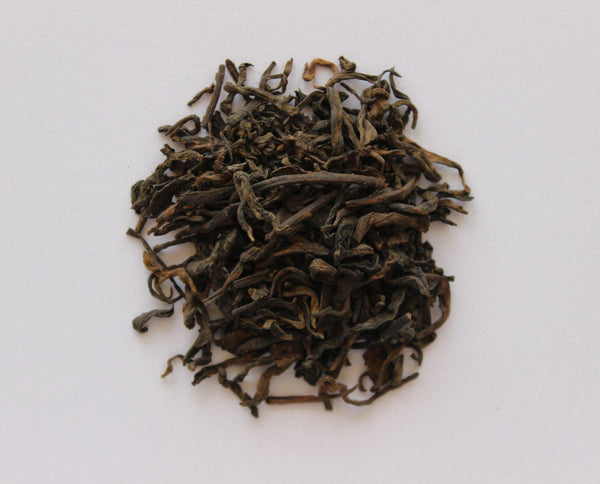 FERMENTED TEA (Pu-Erh 2006), 25 grams