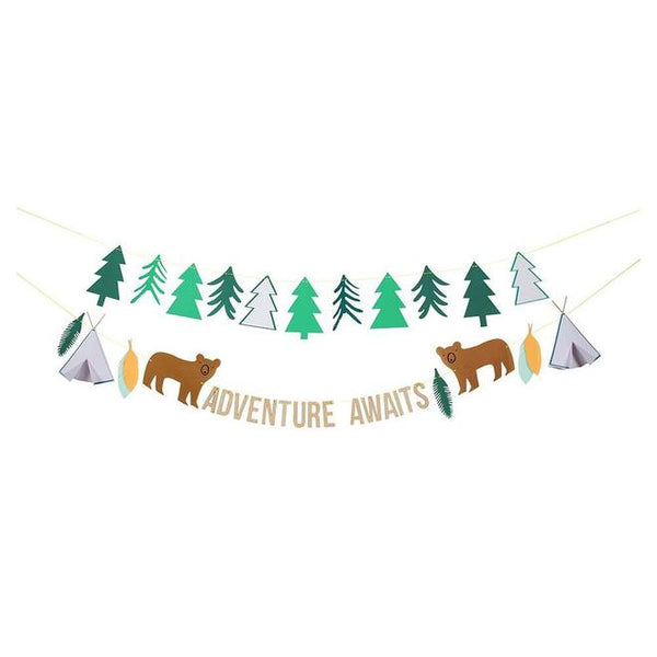 Woodland Adventures Garland