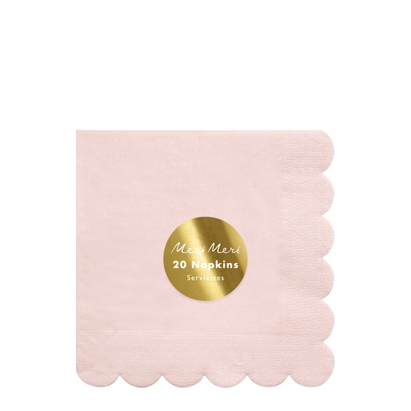 Dusty Pink Large Napkins