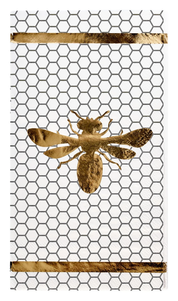 Honeybee Paper Guest Towel