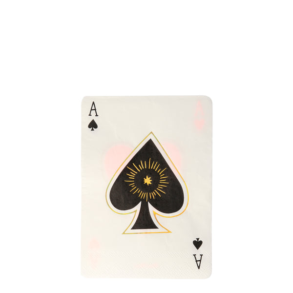 Magic Aces Napkins
