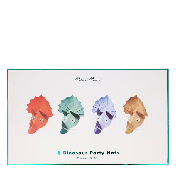 Dinosaur Kingdom Party Hats