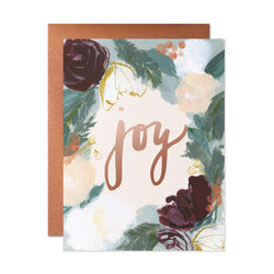 Joy Card - Single Card