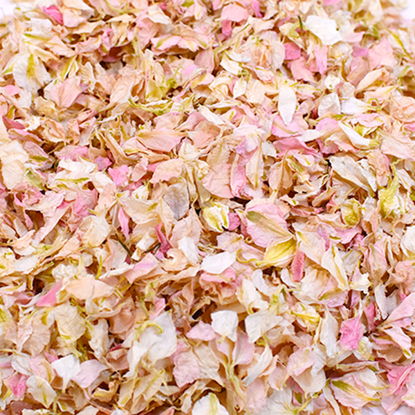 Blushing Flower Confetti - Tube