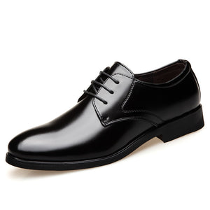 Business Dress Men zapato Classic Oxfords