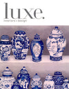 luxe interiors & design  march 2010