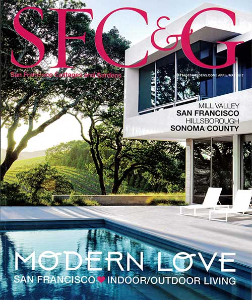 San francisco cottages & gardens april 2017