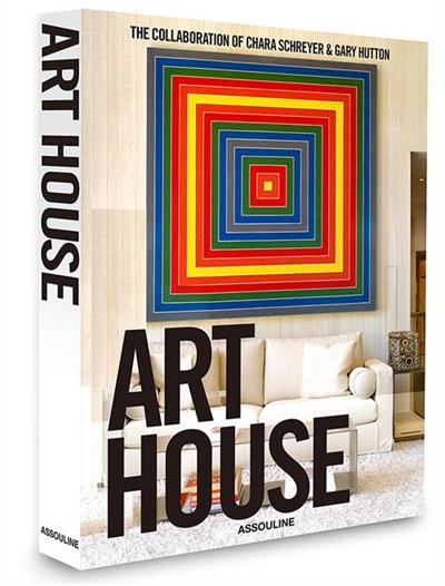 description: leading art collector chara schreyer's forty-year collaboration with interior designer gary hutton has produced five residences designed to ...