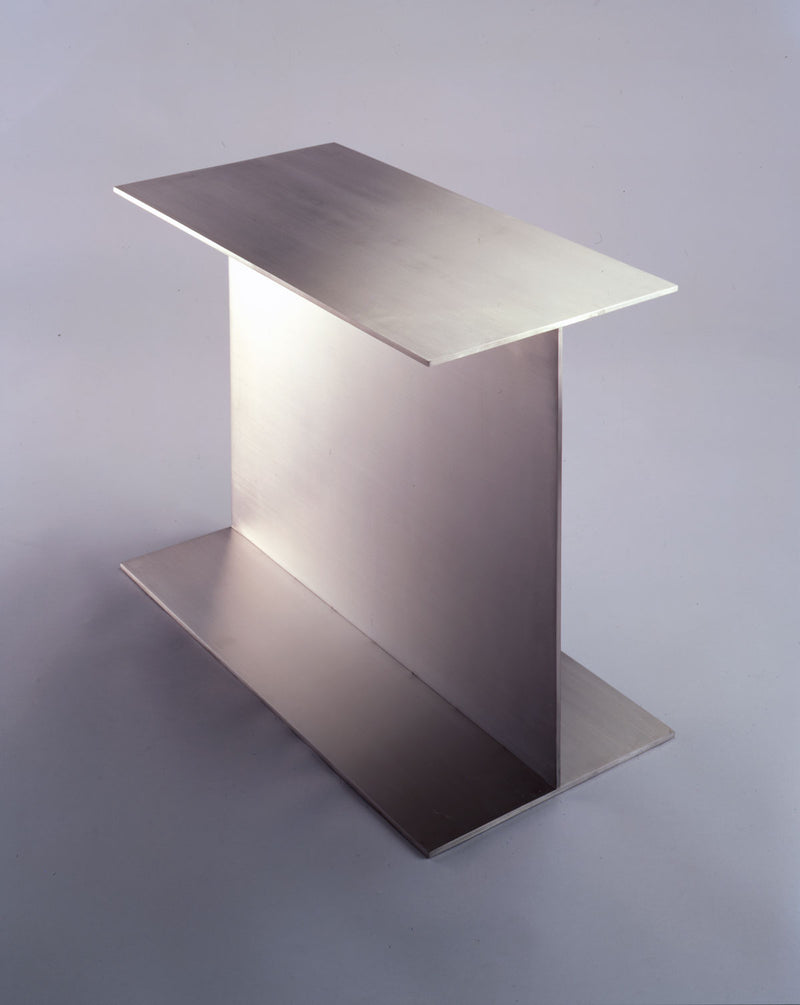 "a9 ""i-beam"" table"
