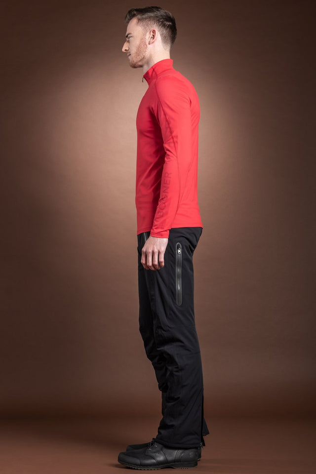 FireEngineRed Bogner Harrison Tec Jersey Base Layer