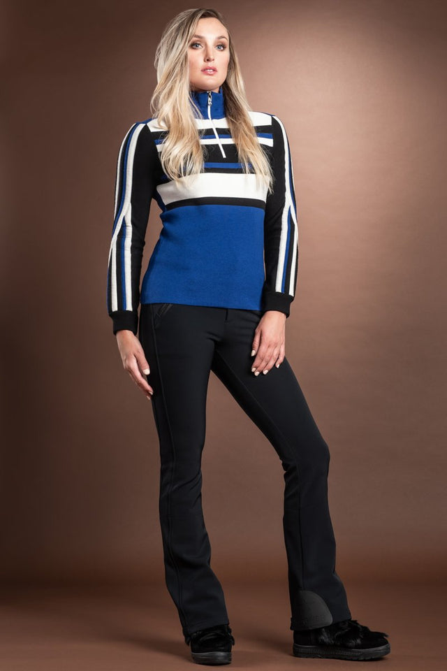 Dafne Wool Blend Ski Sweater