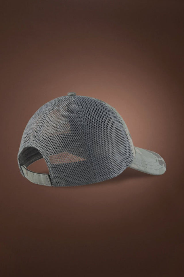 OliveGreen Bonito Netted Golf Cap