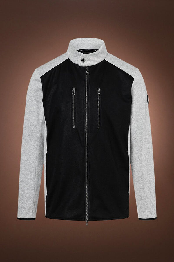 Manoel Softshell Jacket - Black-Gray