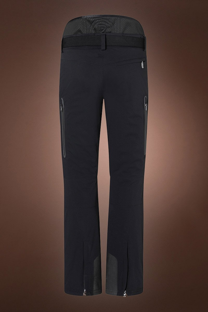 Black Bogner Mens Tobi Tec Ski Pants