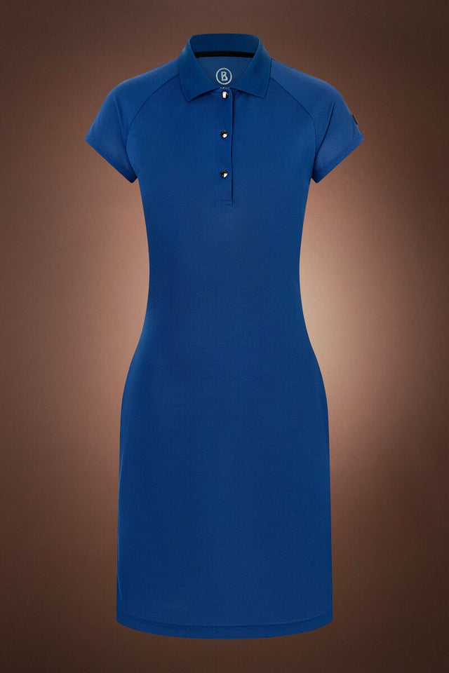 Avena Golf Dress - Sport Blue