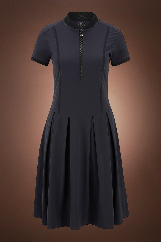 Jacky Golf Dress - Navy Blue