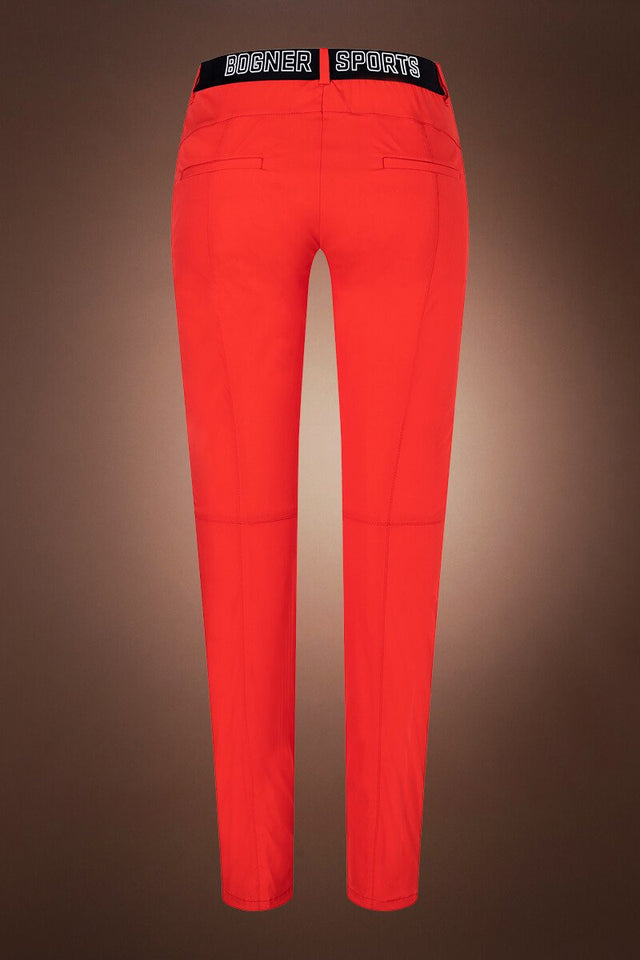 Red Bogner Tessy Golf Pant