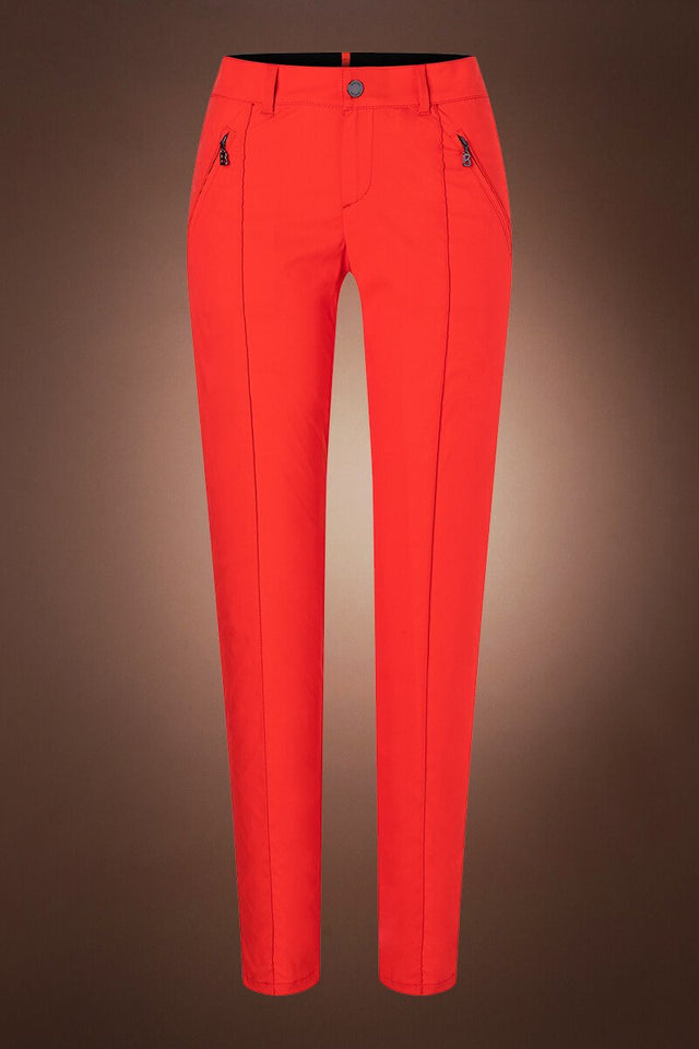 Tessy Golf Pant - Red