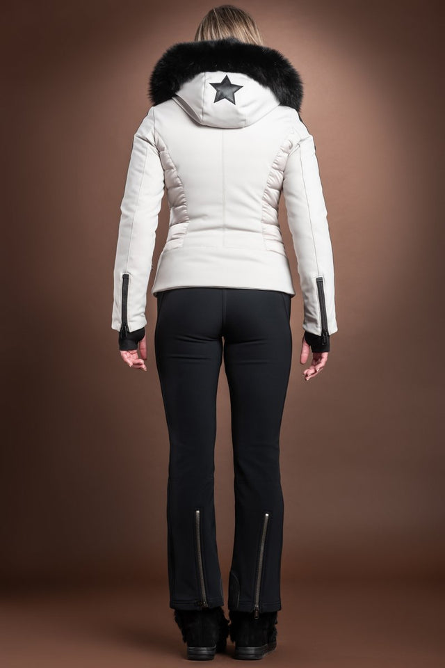 Goldbergh Kaja Softshell Hooded Ski Jacket