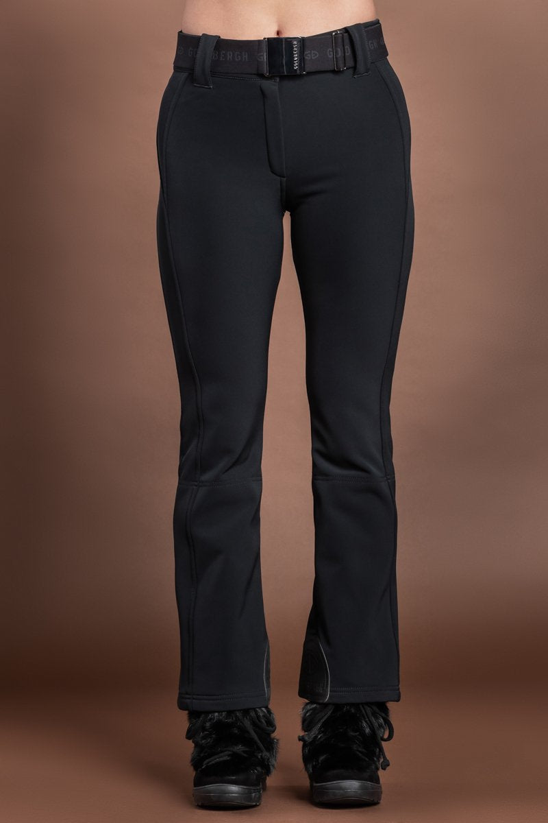 Black Goldbergh Pippa Perfect Fit Stretch Ski Pants